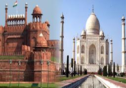 Delhi-Agra