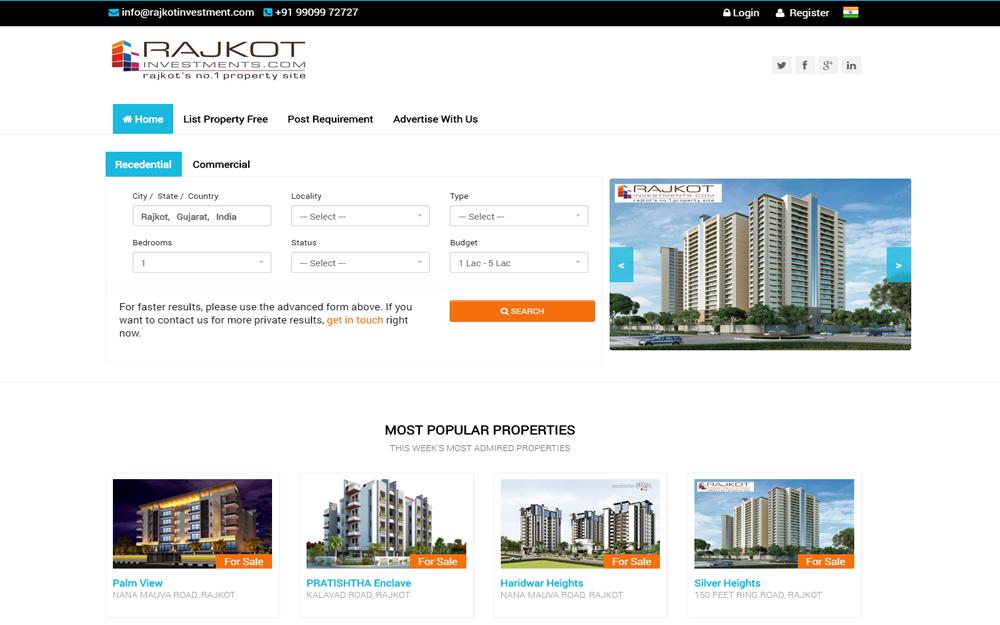 Rajkot Investments